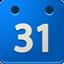 Open Google Calendar with toolbar button