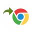Open in Chrome™