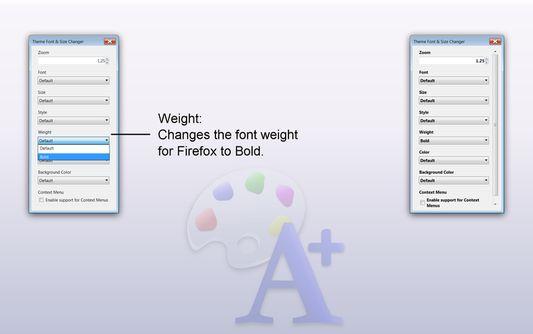 Font Weight