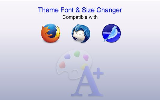 Works with Firefox, Thunderbird, and SeaMonkey