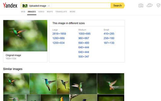 On Yandex