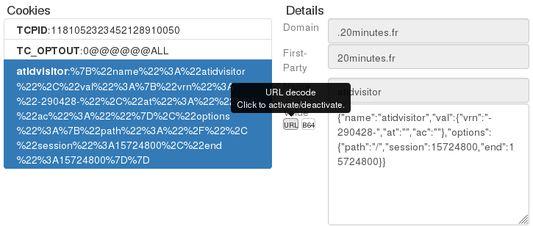 Des fonctions rapidement accessibles permettent de traiter les données, ce qui aide à les rendre lisibles.