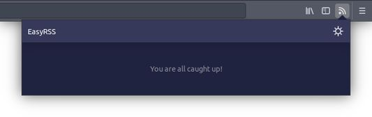This popup is kind of empty, right? We should add some more feeds