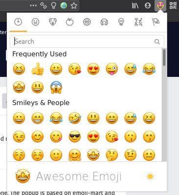 Adjust the size for all emojis!