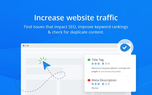 Aumentar el tráfico en la página web
