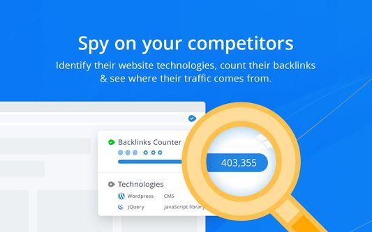 Espiar a sus competidores