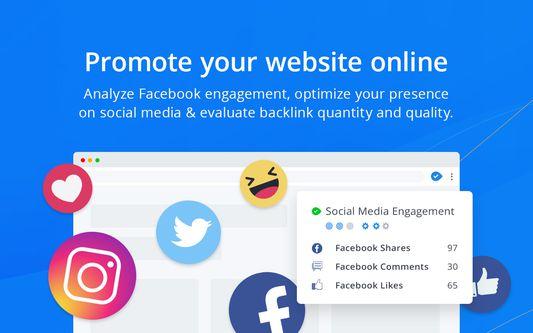 Promocionar su sitio web online