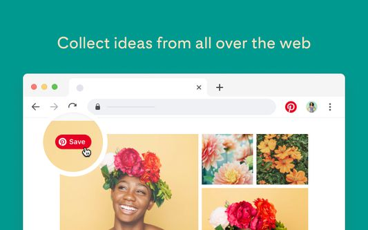 Collect ideas from all over the web